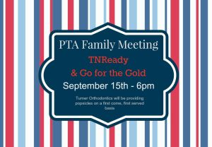 September Family Meeting