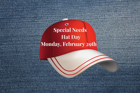 Hat Day - Special needs