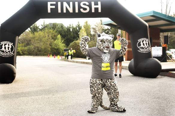 Leopard Run
